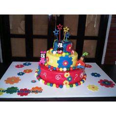 Play House Disney Cake!