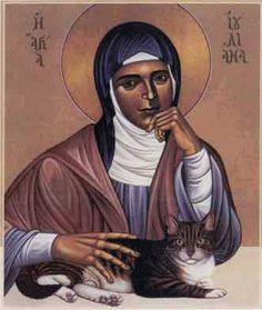 """God wishes to cure us of two kinds of sickness: impatience and despair."" ― Julian of Norwich 1342-1423"