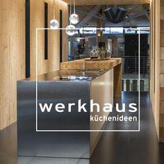 Blick in die Küchenausstellung im werkhaus.
