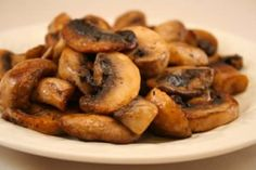 Mushroom time! Use this awesome Sizzlin Grilled Mushroom recipe as an appetizer dish or add to a dinner