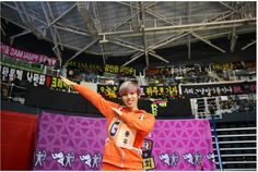 L twitter updated from K-Pop Star Championships