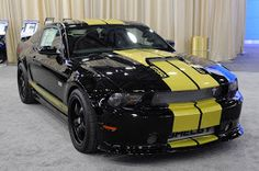 Sport Car Garage: Ford Mustang Shelby GT500 Super Snake 50th Anniversary Edition (2012)