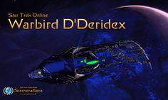 Star Trek Online – Warbird D'deridex Klasse   uwebwerner