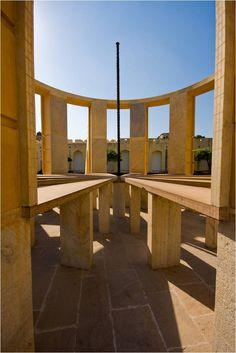 Jantar Mantar – Immense Astronomical Instrument of the Maharajahs ~ Kuriositas