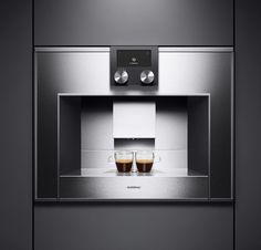Gaggenau espresso