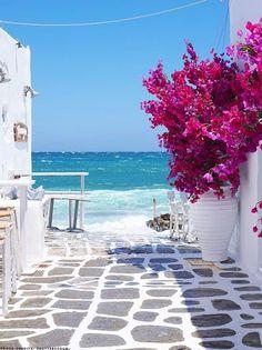 The best hotels in Mykonos Beautiful Places To Travel, Beautiful Beaches, Beautiful World, Vacation Places, Dream Vacations, Vacation Spots, Mykonos Greece, Mykonos Island, Crete Greece