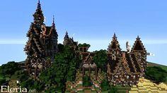 Filano - Medieval Plot Spawn Minecraft Project
