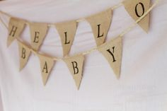bebe shower photo booth banner