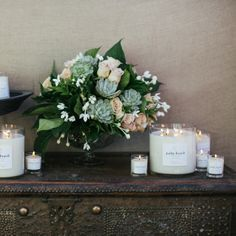 Palm Beach Collection candles at crystalcovecollective.com.au Free Shipping Australia wide (Pic credit Palm Beach Collection)