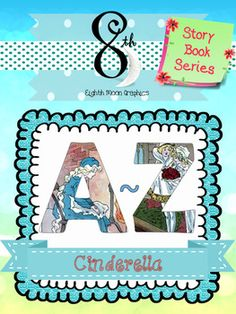 Cinderella ABC Clip Art