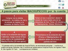 Tips para Viajar a Machu Picchu | INTEJ