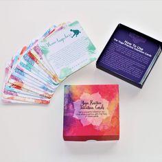 Self Exploration, Life Affirming, Affirmation Cards, New Teachers, Yoga Benefits, Paper Cards, Inner Peace, Yoga Teacher, Self Love