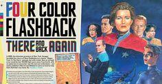 Star Trek Voyager 20 years.