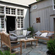 New England style comfort