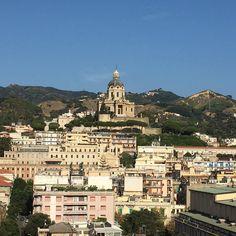 Buongiorno from Messina Sicily! #CarnivalFamilies #foodieseeker #CarnivalVista #sicily #cruising