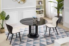 Furnish your dining room with this stylish and gleaming marble piece Exclusively Available at IDUS Furniture Store, New Delhi. 8 Seater Dining Table, Glass Top Dining Table, Dining Table Design, Best Dining, Dining Room, Marble, Furniture, Stylish, Store