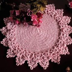 Crochet Doily Patterns, Crochet Designs, Crochet Doilies, Napkins Set, Baby Sewing, Create Yourself, Etsy Seller, Handmade Items, Holiday Decor