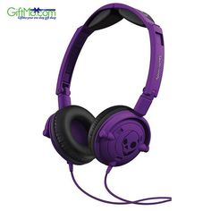 Amazing Sound Quality Skullcandy Lowrider Headphones in Athletic Purple The Skullcandy Lowrider headphones are as loud as they are portable. With 40-millimeter