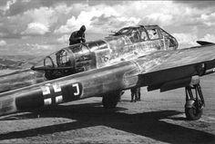 Focke Wulf Fw 189 1(H).32 (V7+1J) Finland 1943 02