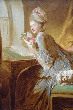 The Love Letter. Jean-Honoré Fragonard (5 April 1732 in Grasse – 22 August 1806 in Paris) was a French painter and printmaker whose late Rococo manner was distinguished by remarkable facility, exubera
