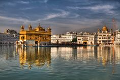Photo of the Day: Golden Temple   The Golden Temple at Amritsar, #India on November 14, 2011 (Ronald Woan /Flickr)