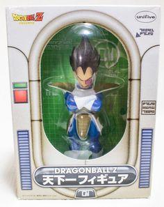 Dragon Ball Z Vegeta Figure Tenkaichi Unifive JAPAN ANIME MANGA