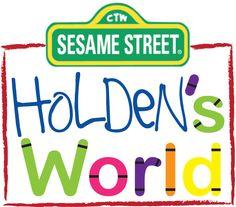 HiLLmark Design . Elmo's Wold Themed Birthday Party Invitation/ Signage