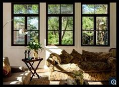 heritage house with modern black aluminium windows uk - Google Search