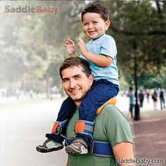 SaddleBaby at the Park