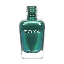 "ZoyaNail Polish ""Giovanna"" - I won ""Mimi"" on TuneTues and this was my second free bottle.  One of my top Zoya polishes - such a beautiful color."
