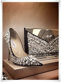 Jimmy Choo... I dream of an occasion to get this dressed up