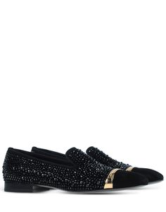 Louis leeman Loafers & Slippers in Black for Men | Lyst
