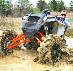RIDE IT OUT THAT MUD