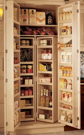 Pantries | Wood-Mode | Fine Custom Cabinetry