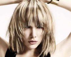 градуированная стрижка для вьющихся волос