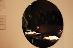 Origami washbasin by Eumar.  Memories from Isaloni Milano Design Fair