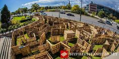 pallet maze - Yahoo Image Search Results