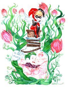 LI'L GOTHAM Valentines Day  To: Harly Love Ivy