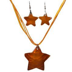 Maayra Darling Bronze #Designer #Pendant Set with #Earrings #onlineshopping http://goo.gl/wG5sqN