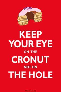 Στο κείμενο αυτό δε θα διαβάσετε για την παρασκευή ούτε των croissants, ούτε των donuts. Αντιθέτως, θα διαβάσετε για τα cronuts (λογοπαίγνιο των δυο...