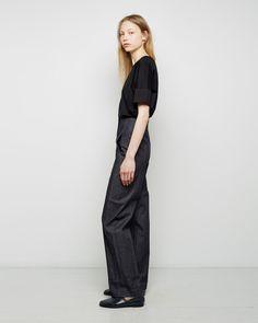 LEMAIRE Wide Leg Pants