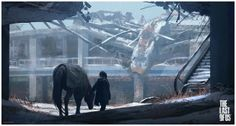 The End Of The World Doesn't Have To Be Ugly, The Last of Us Concept Art