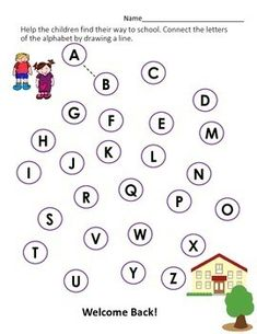 Letter Worksheets For Preschool, Free Kindergarten Worksheets, Letter Activities, Preschool Learning Activities, Alphabet Worksheets, English Grammar For Kids, English Worksheets For Kids, English Lessons For Kids, Kindergarten Language Arts
