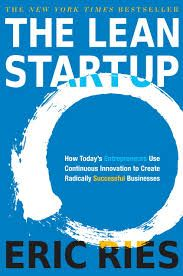 "Octavio just picked up ""The Lean Startup"" by Eric Ries"