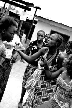 LE CENTRE DE L'ONG ASI / Pointe Noire - Congo / © Aurore Vinot