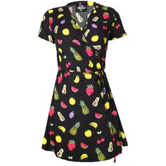 Fruta Wrap Dress by Valfre | Valfré
