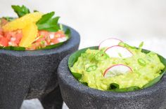 It doesn't get better than homemade salsa and guacamole www.esperanzaresort.com