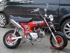 Honda Dax und Monkey Bilder bei www.daxfahrer.de