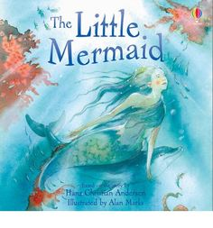 The classic story by Hans Christian Andersen, retold for young readers in picture book format. The story of a mermaid who gives up her beautiful voice in an attempt to be with the handsome prince she loves. With sumptuous, evocative watercolour illustrations by Alan Marks.