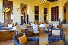DSC01347b Rub-Al Khali, UAE: Anantara Qasr Al Sarab Desert Resort - Lobby | by wanderlust  traveler